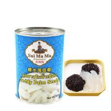 水妈妈糖水海底椰罐头565g泰国糖水白玉丹水果捞港式甜品原料