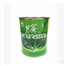 美度芦荟罐头850g美度库拉索冰糖芦荟罐头奶茶蛋糕特饮甜品辅料