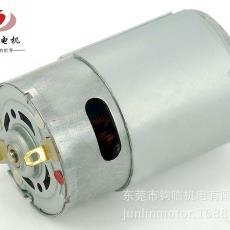供應批發R555直流電機,食物料理機直流電機,榨汁機微型直流電機