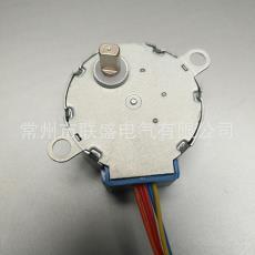 12V 24V非標定制 空調掃風 微型電機 閥門35BYJ46永磁步進電機