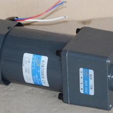 廠家直銷調速齒輪減速馬達 單相感應式微型小電機 單相交流電機