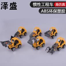 贈品爆款兒童玩具工程車模型玩具車6款地攤熱賣玩具批發 澤盛-