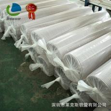 德国进口TPU原料生产 透明PU镀铜钢丝软管 钢丝软管 木工吸尘管