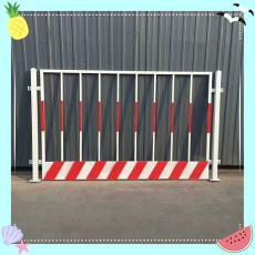 鐵馬護欄 工地移動防護欄 石家莊現貨供應基坑護欄 基坑圍欄