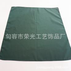 【头巾工厂】供应55*55cm 可按客户要求订做 TC棉头巾,纯色方巾