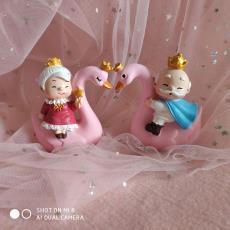 寿公寿婆老人祝寿甜品台装扮用品 老爷爷老奶奶金婚蛋糕装饰摆件