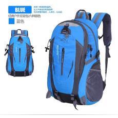 男女双肩包 跨境 旅行学生书包 backpack背包防水户外运动登山包