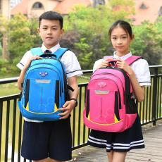 小学生书包批发儿童双肩包培训辅导班广告书包定制印字印LOGO背包