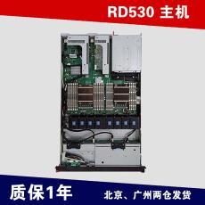 8盘位现货 原装联想RD530 X79双路2011 1U机架式服务器主机准系统