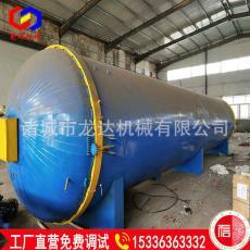 加气砖生产设备生产厂家 蒸压釜手动快开门设备 全自动高温压力罐