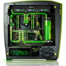 全塔 侧透 水冷专业电竞游戏高端机箱 迎广H-Frame 台式电脑 2.0