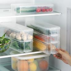 保鮮盒 工廠批發大容量廚房多層收納盒冰箱冷藏雞蛋食品雜糧