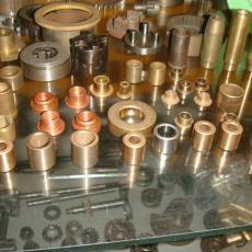 銅基粉末冶金含油軸承