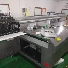 高溫藝術玻璃背景墻大型噴繪機UV平板打印機數碼印花設備打印機
