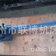 厂家批发出口款手动万能折弯机UB-100金属折板机弯筋机
