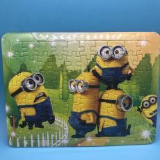 儿童玩具 畅销爆款一元批发货源 拼图 手工DIY拼图 宝宝益智用品