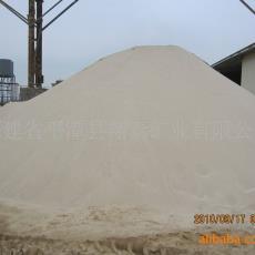 自产自销精加工的天然石英砂