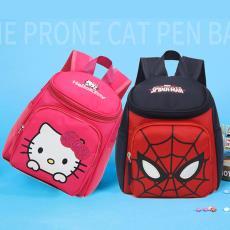 儿童双肩包男童女孩旅游背包小学生时尚休闲可爱卡通书包厂家
