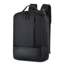 江豪男士双肩包大容量商务电脑背包户外多功能三用旅行包学生书包