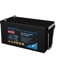 法国RUZET路盛蓄电池12V180AH 路盛蓄电池12LPA180直销 原装