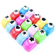 小號打花星星玩具手帳小學生設備模具剪紙手動兒童手工壓花器