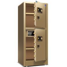 电子密码防盗文件保险柜 虎牌保险柜家用全钢指纹密码保险柜