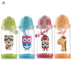 时尚精美儿童背带水 2018实用热销新款运动水杯广告促销礼品水杯