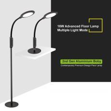 跨境热销可拆卸LED立式台灯北欧ins新款琴谱阅读灯客厅书房落地灯