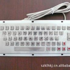高端不锈钢迷你防水防暴工业PC不锈钢键盘 机械键盘定制工业键盘