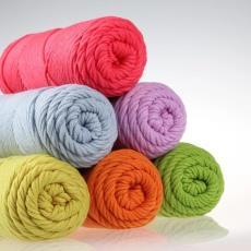 情人棉多股線編織圍巾線中粗毛線8股牛奶棉寶寶線棒針線批發特價