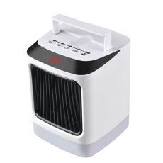 亚马逊热卖暖电暖器新款私模暖风机小型桌面多功能冷暖风110V-220