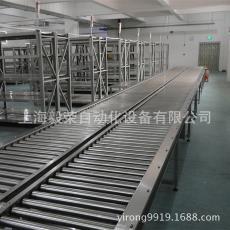 不锈钢辊道传送机 上海优质厂家生产不锈钢辊道输送机