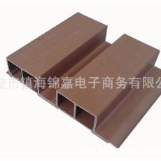 18735廠家提供優質共擠戶外板門頭材料廣告木塑材料干掛建材安裝
