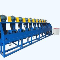 不锈钢专业制造|成品率高|装饰制管机|抛光机 中牌机械全套提供