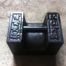 亚津自动化标准砝码 平板型钢包砝码厂家直销 M1级钢包砝码