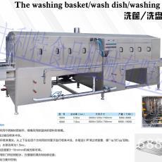 利特機械供應洗筐/洗盤/洗箱機