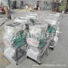 小功率大產量軋扁機麥豆擠扁機糧油站大豆專用新型黃豆軋扁機