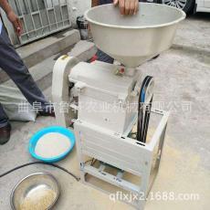 稻谷脫殼機 家用水稻脫皮磨米機圖片 一次成米的大米加工機視頻